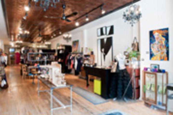 Shopgirls Gallery Boutique
