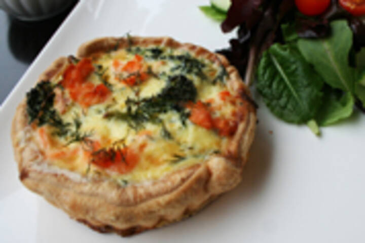 The Best Quiche in Toronto
