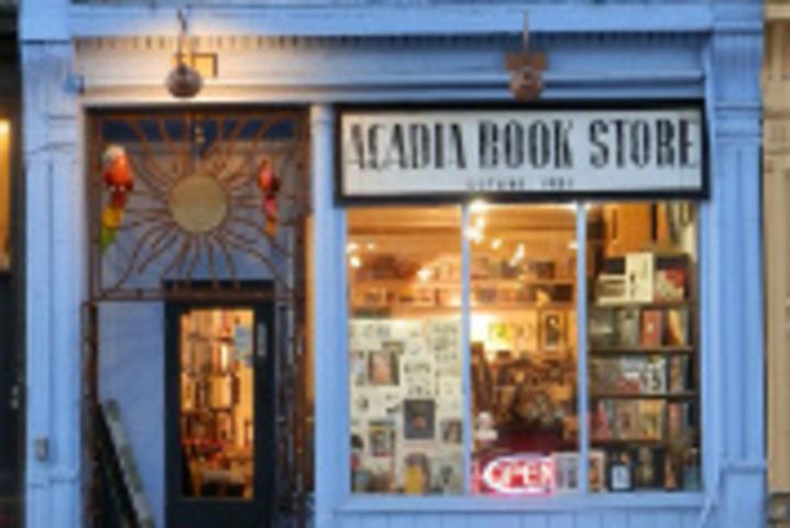Acadia Bookstore