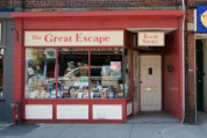 Great Escape Books