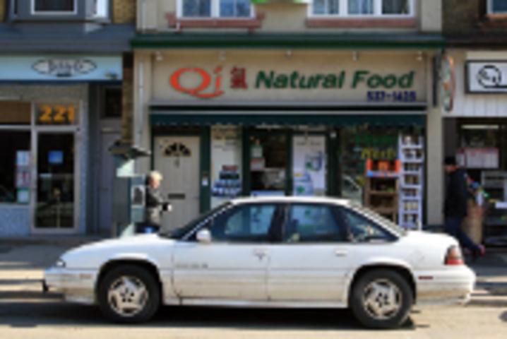 Qi Natural Foods