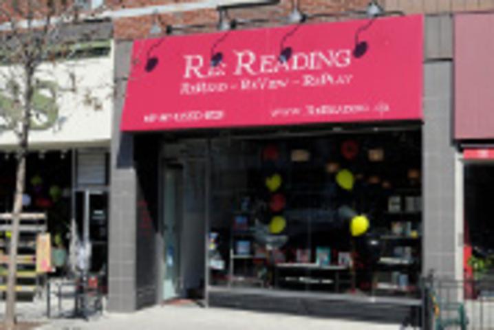 Re:Reading