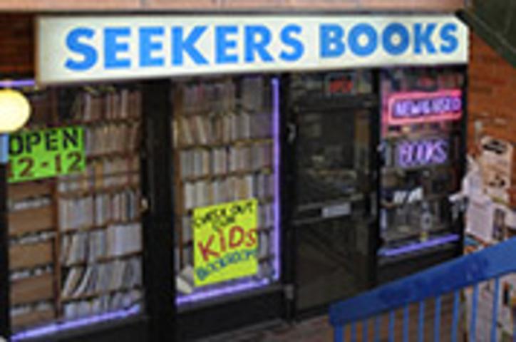 Seekers Books