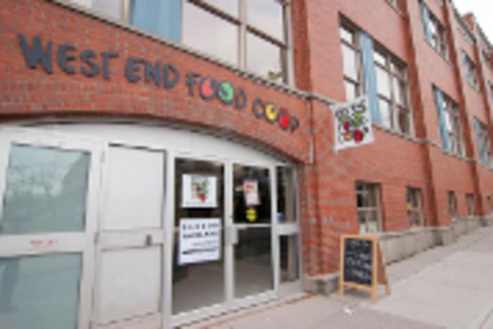 West End Food Co-op Food Hub