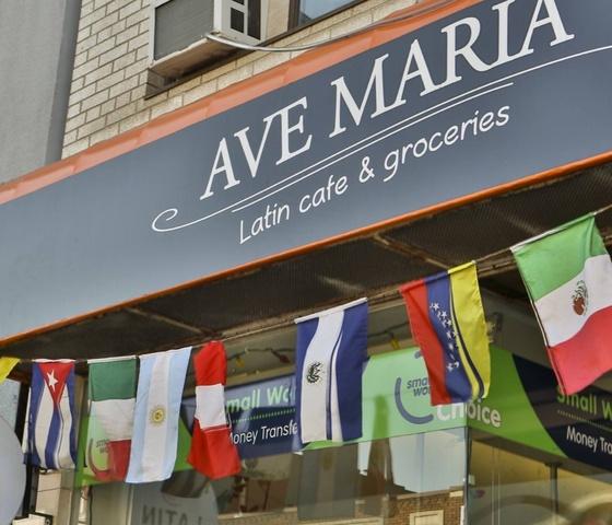 Ave Maria Latin Cafe