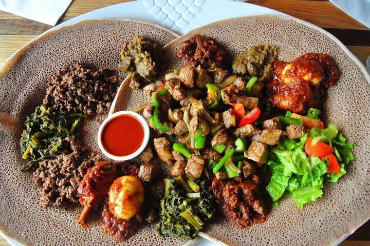 Toronto Cheap Ethiopian Food