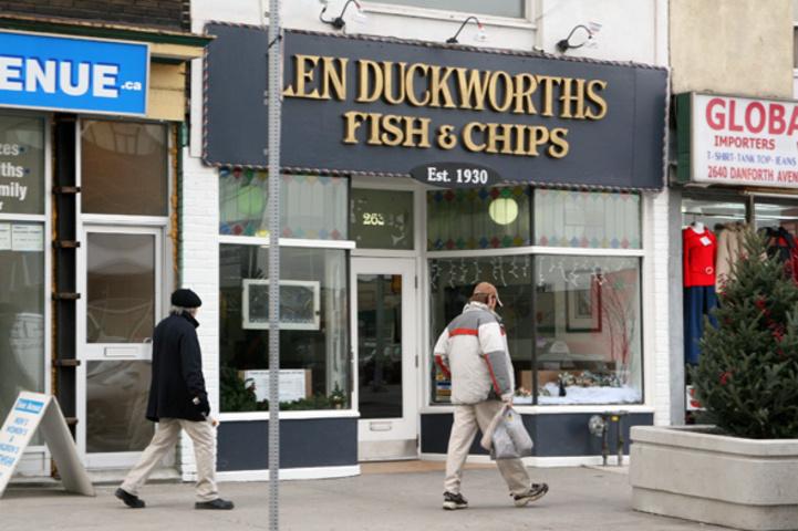 Duckworth's Fish & Chips
