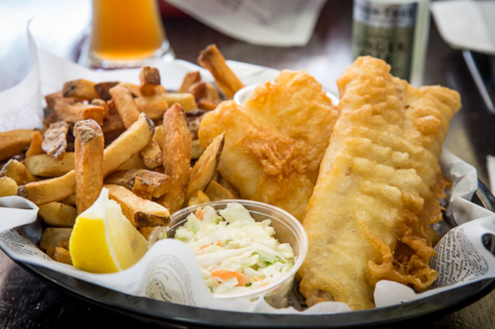 Fresco's Fish and Chips (St. Clair)