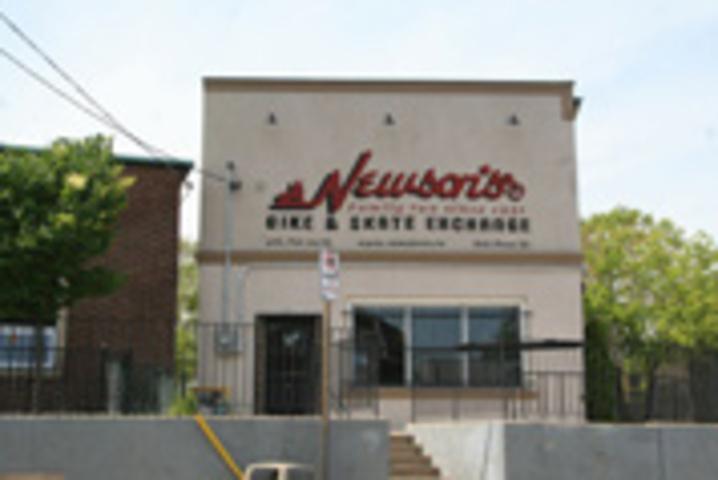 Newson's Bike and Skate Exchange