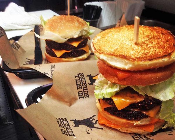 No Bull Burgers (Kingston Rd)