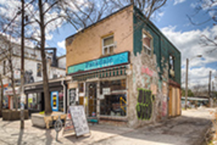 Parkdale Bicycle Shop