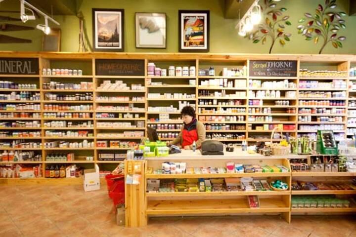 Queen West Health Food Store