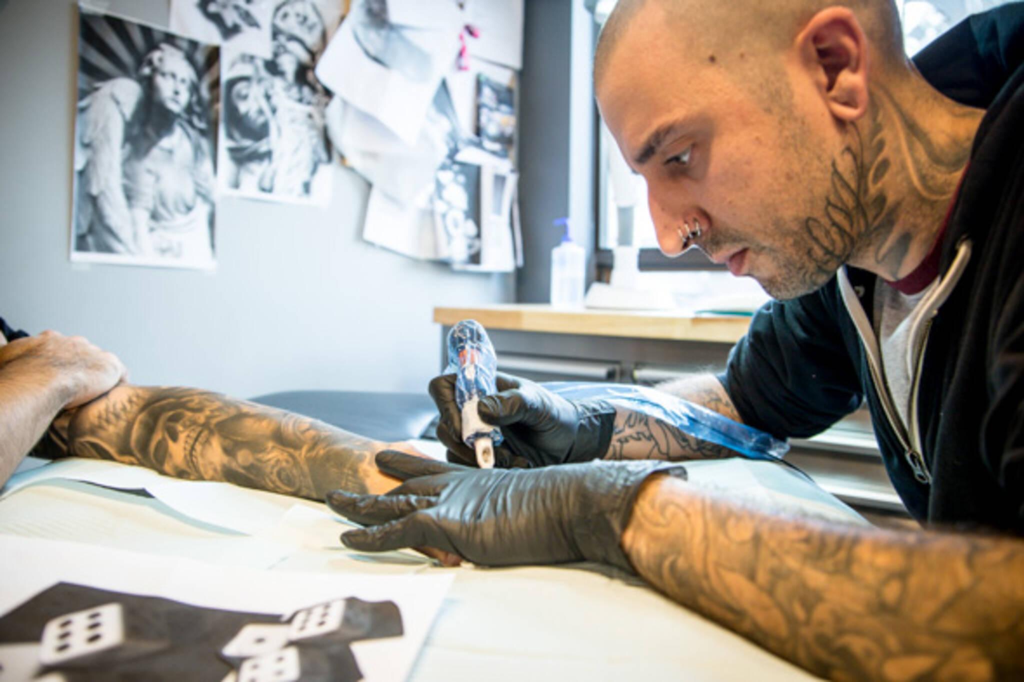 best tattoo parlours toronto