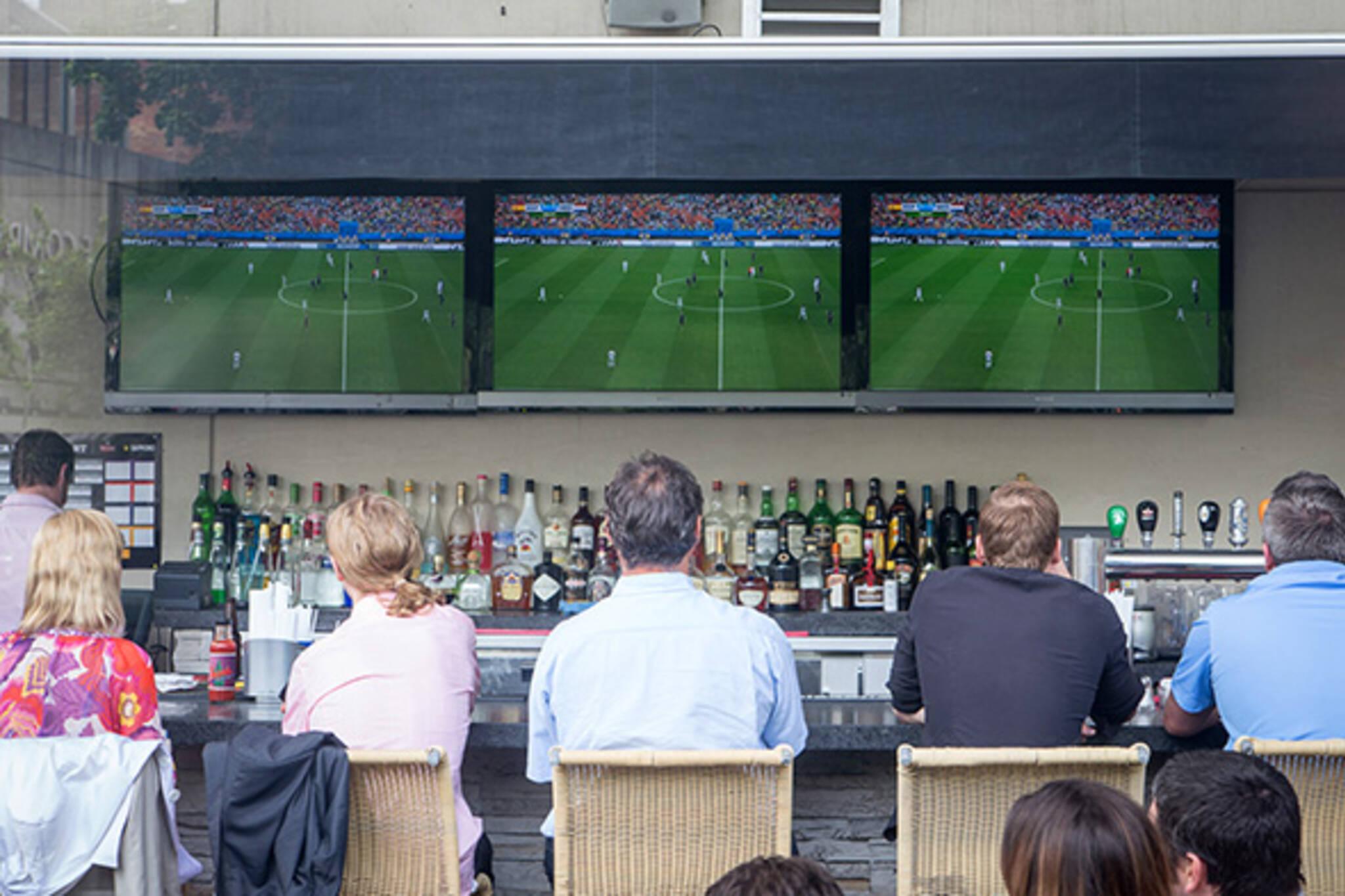 World Cup final Toronto
