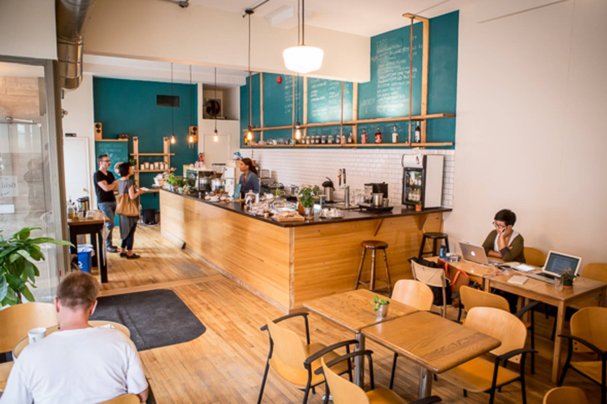The Top 30 Cafes For Studying In Toronto By Neighbourhood