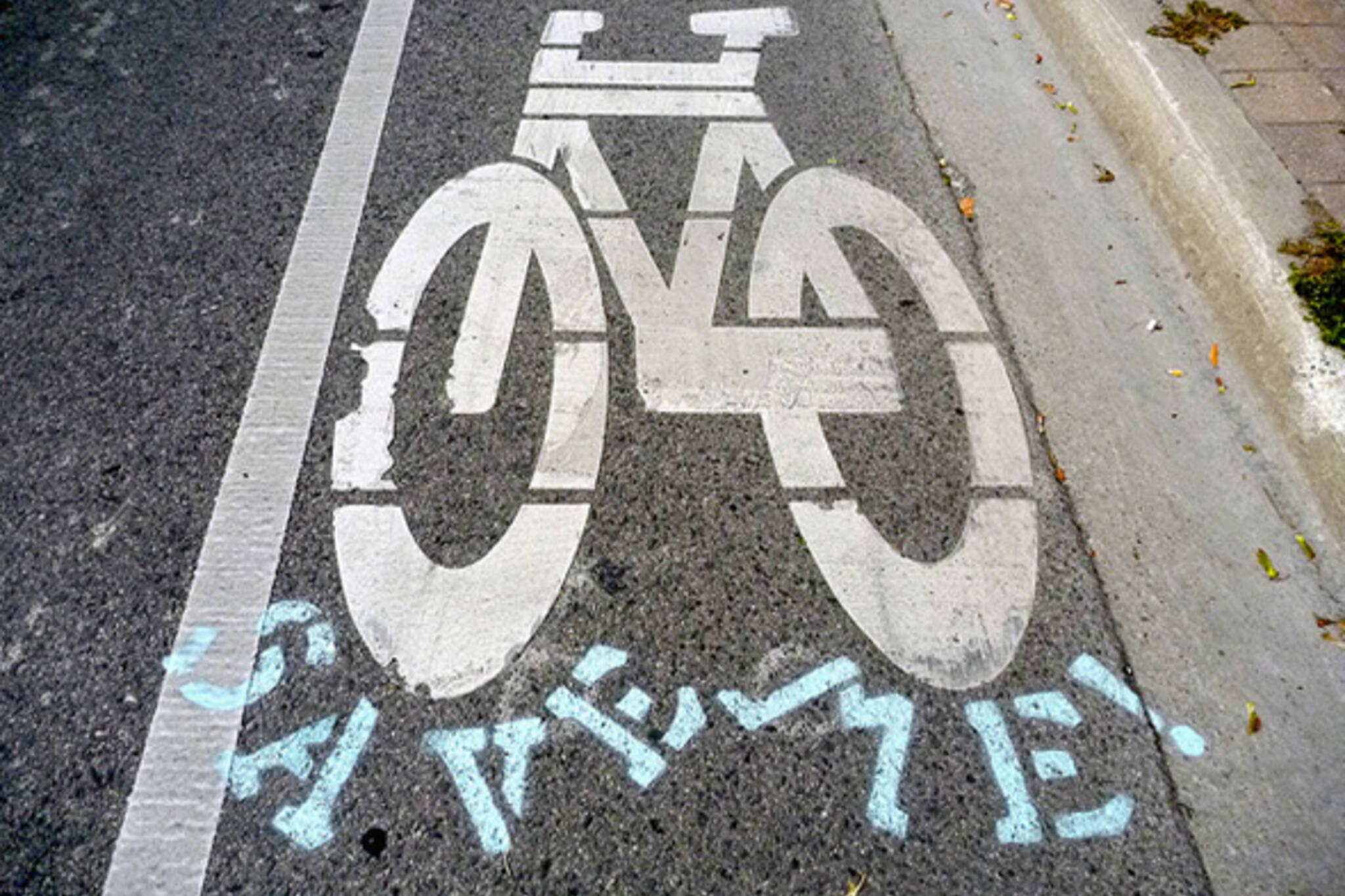 Jarvis Bike Lanes Toronto