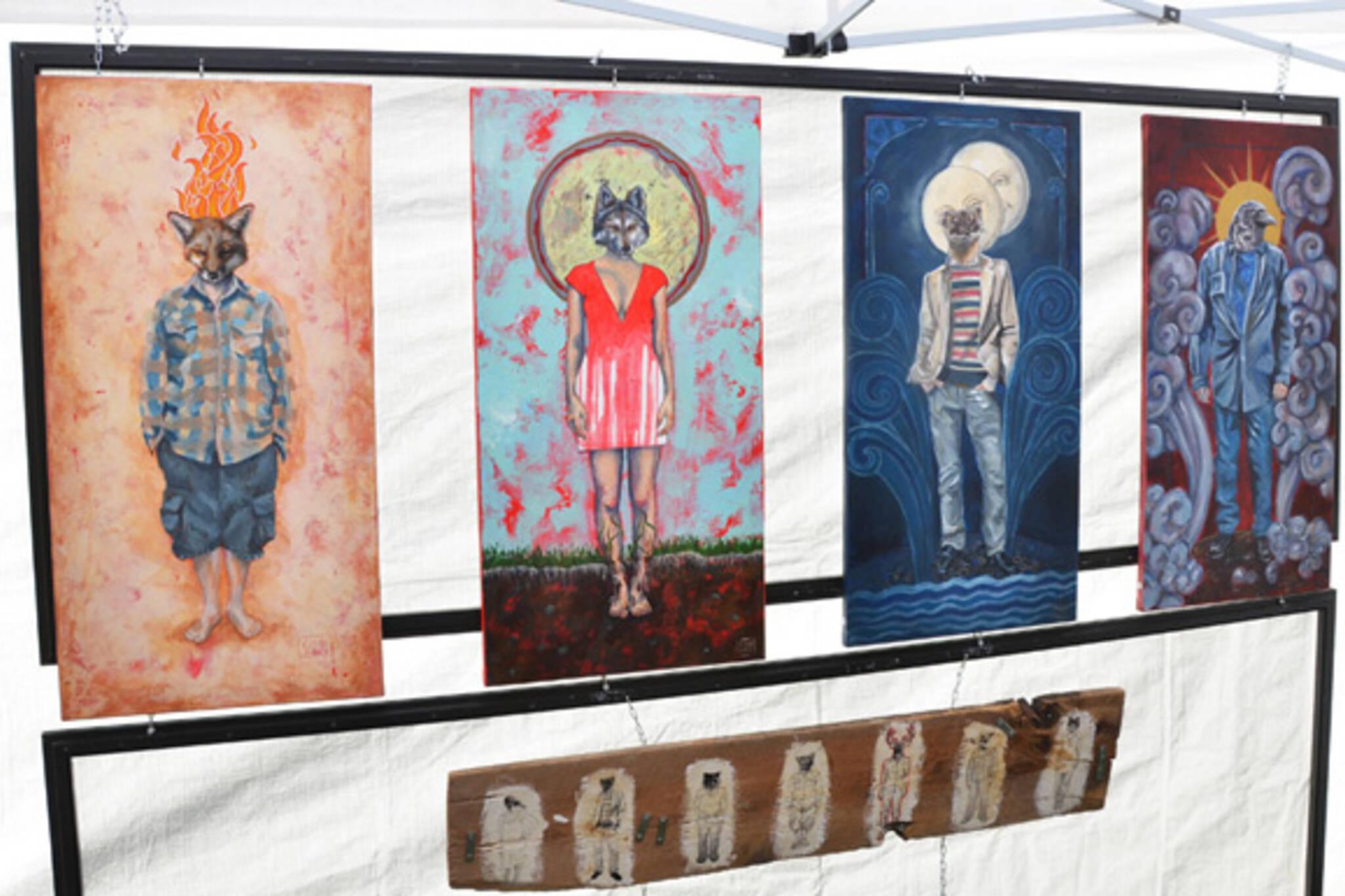 Queen West Art Crawl 2012