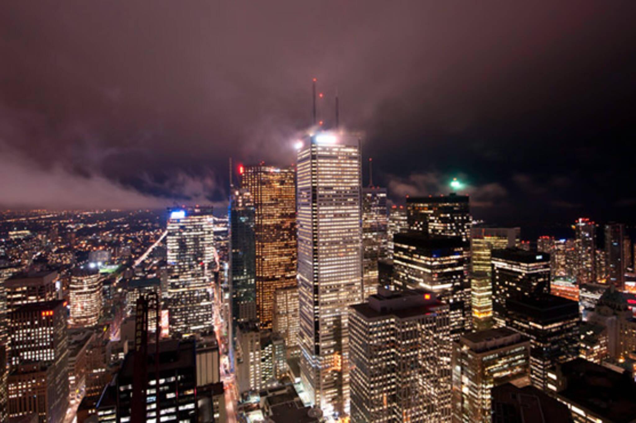Toronto Timelapse