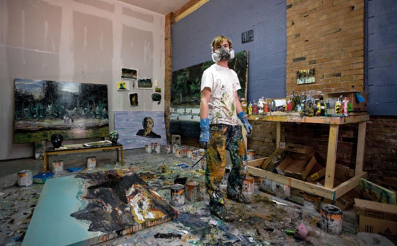 50 Artists, 50 Photos