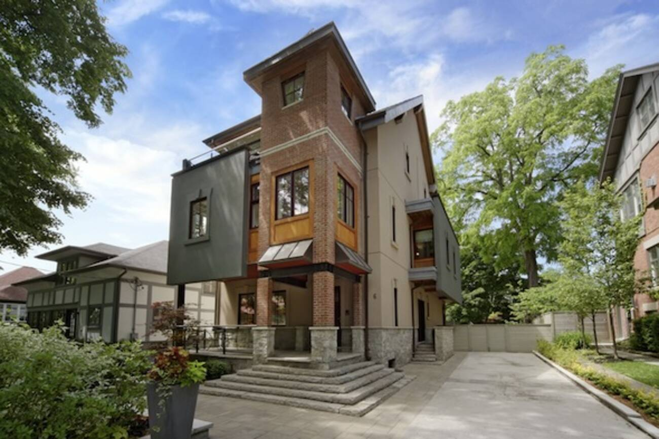 House of the week 6 munro park avenue for 125 park avenue 3rd 4th floor