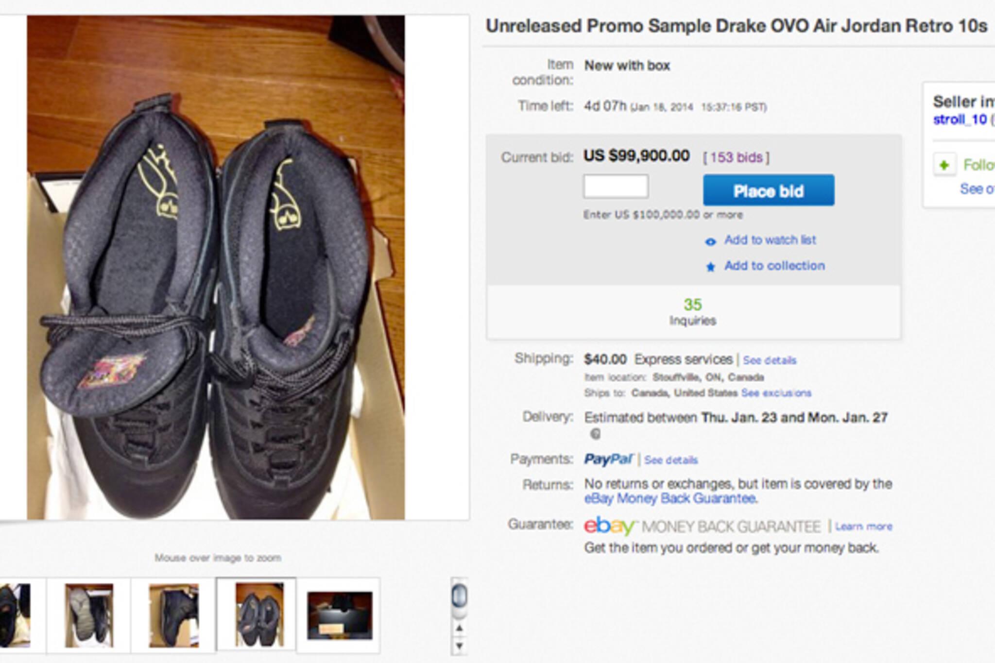 OVO Sneakers