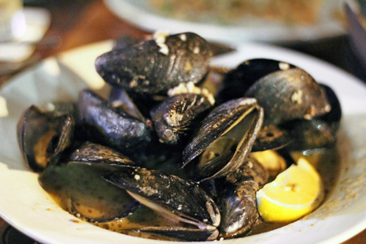 Mussels Toronto