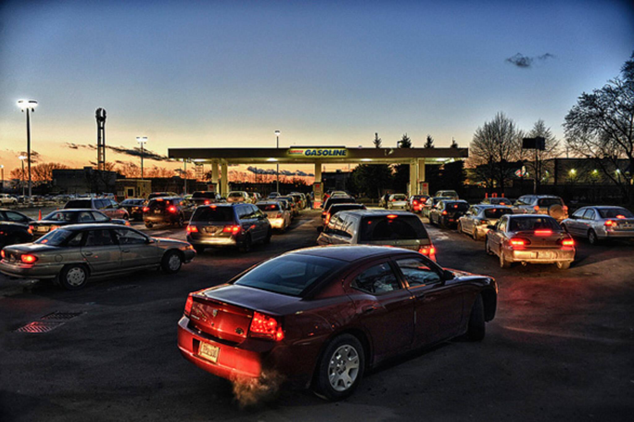cheap gas