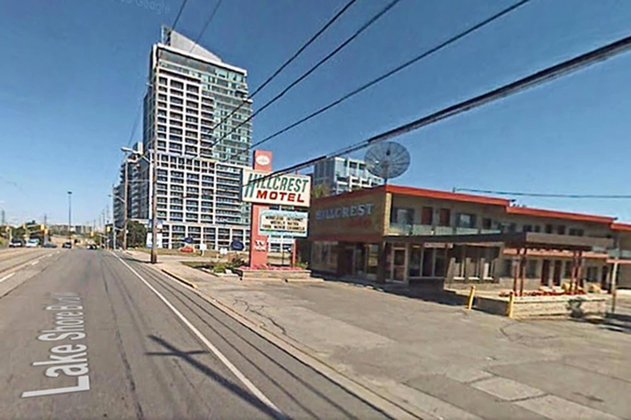 Google Street View Toronto 2007
