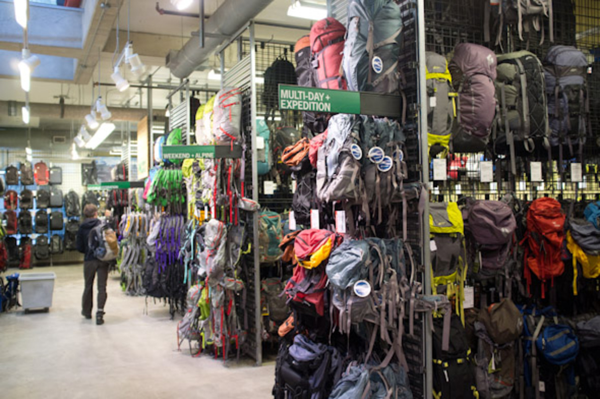 Outdoor Adventure Stores Toronto