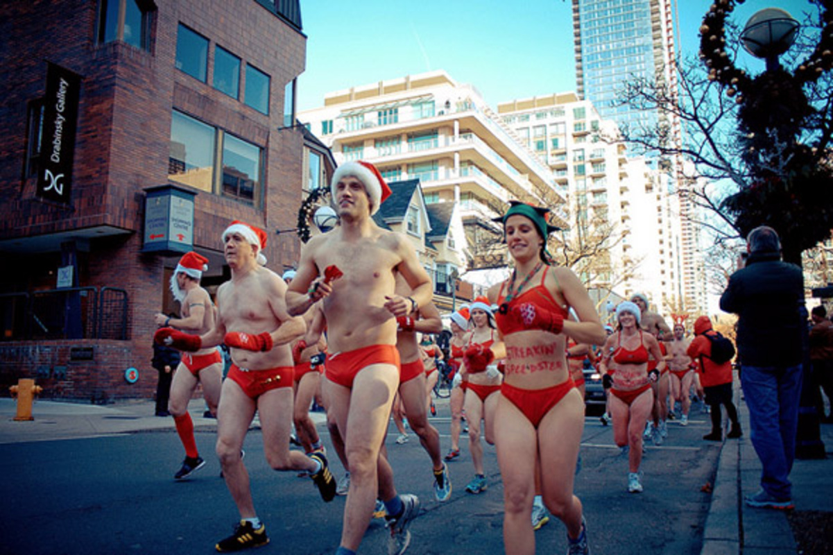 Winter Running Events Toronto