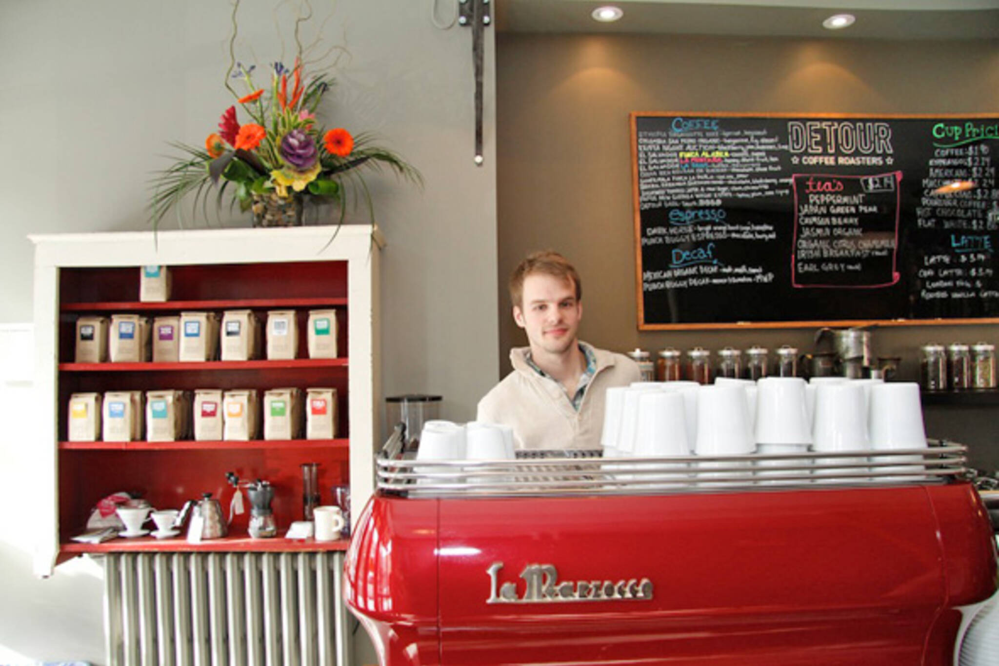 ontario coffee shops