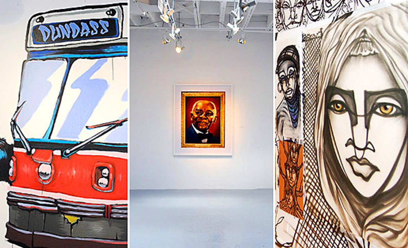 Best Art Galleries Toronto