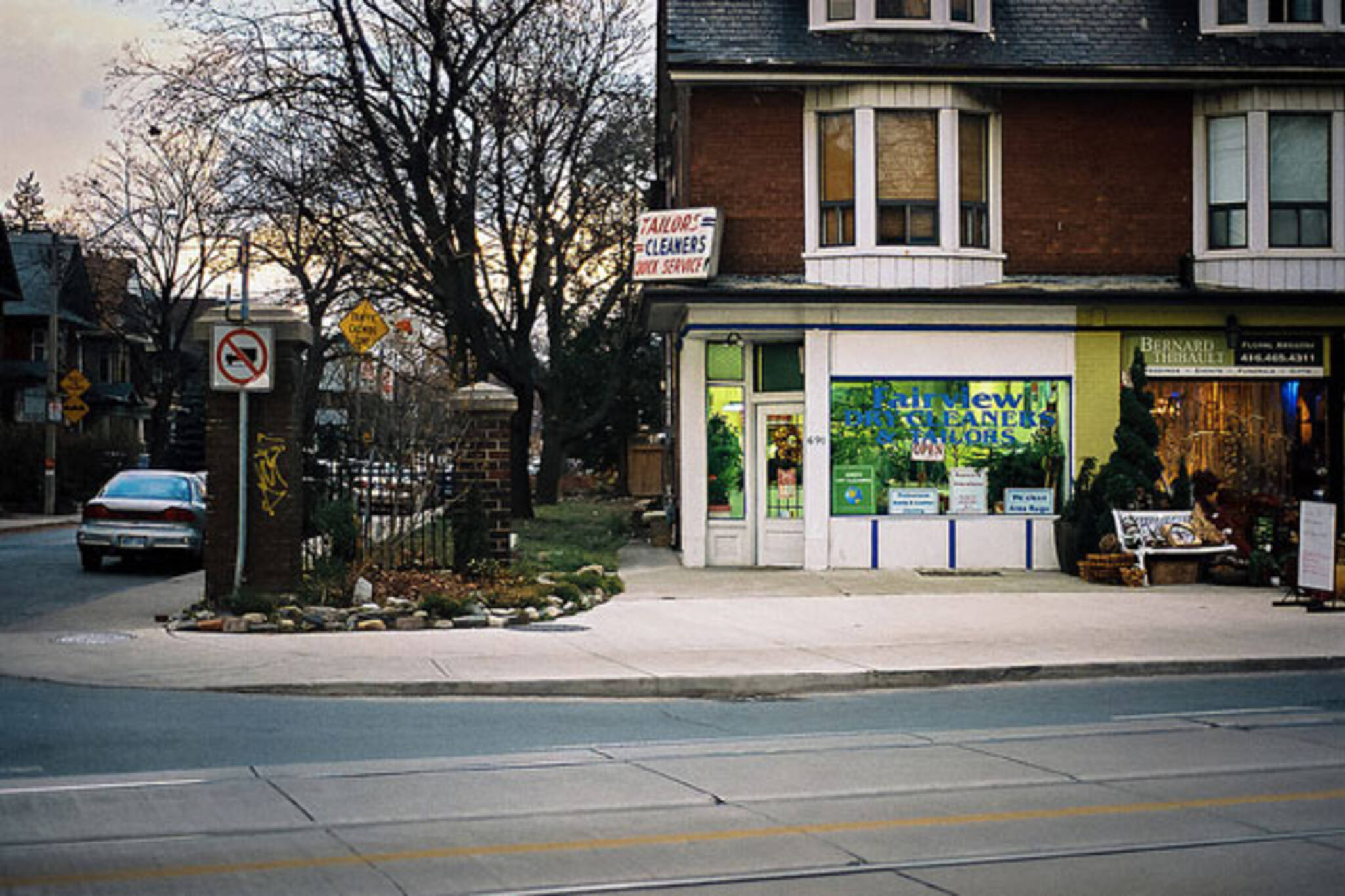 toronto dry cleaners