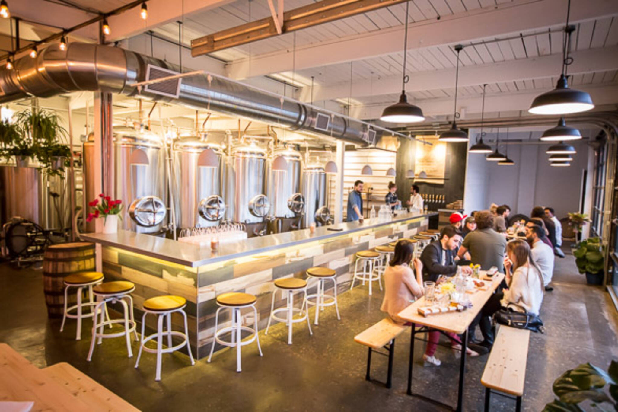 The Best Microbrewery In Toronto