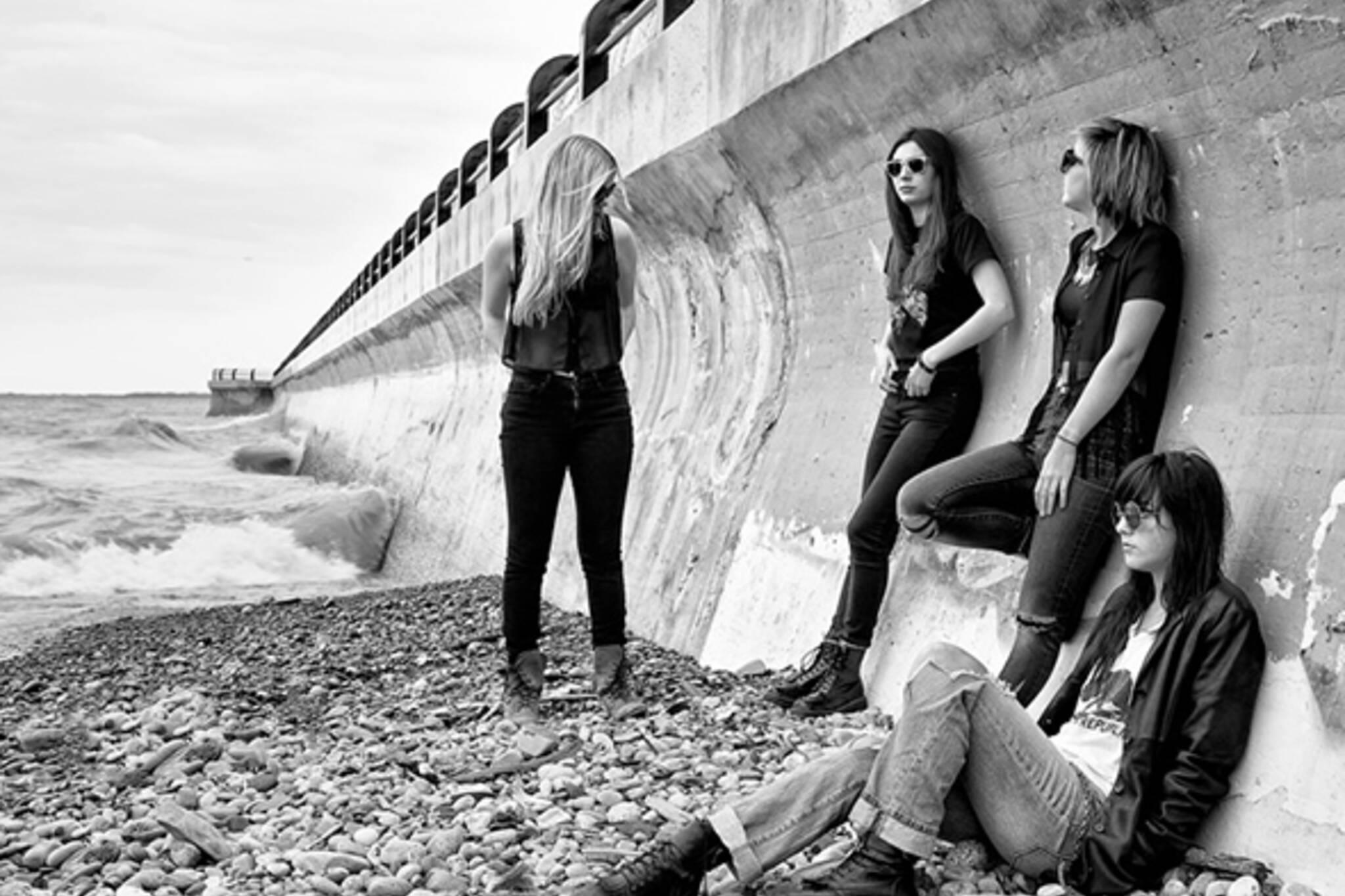 The Beaches band Toronto