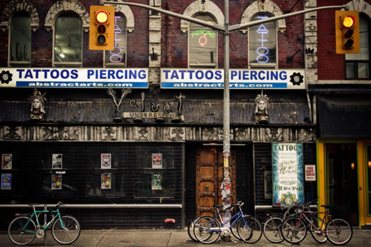 Velvet Underground Closing After 20 Years On Queen St