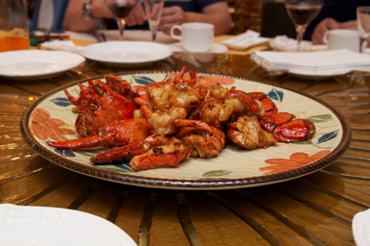 The top 10 chinese lobster in toronto for Asian cuisine toronto