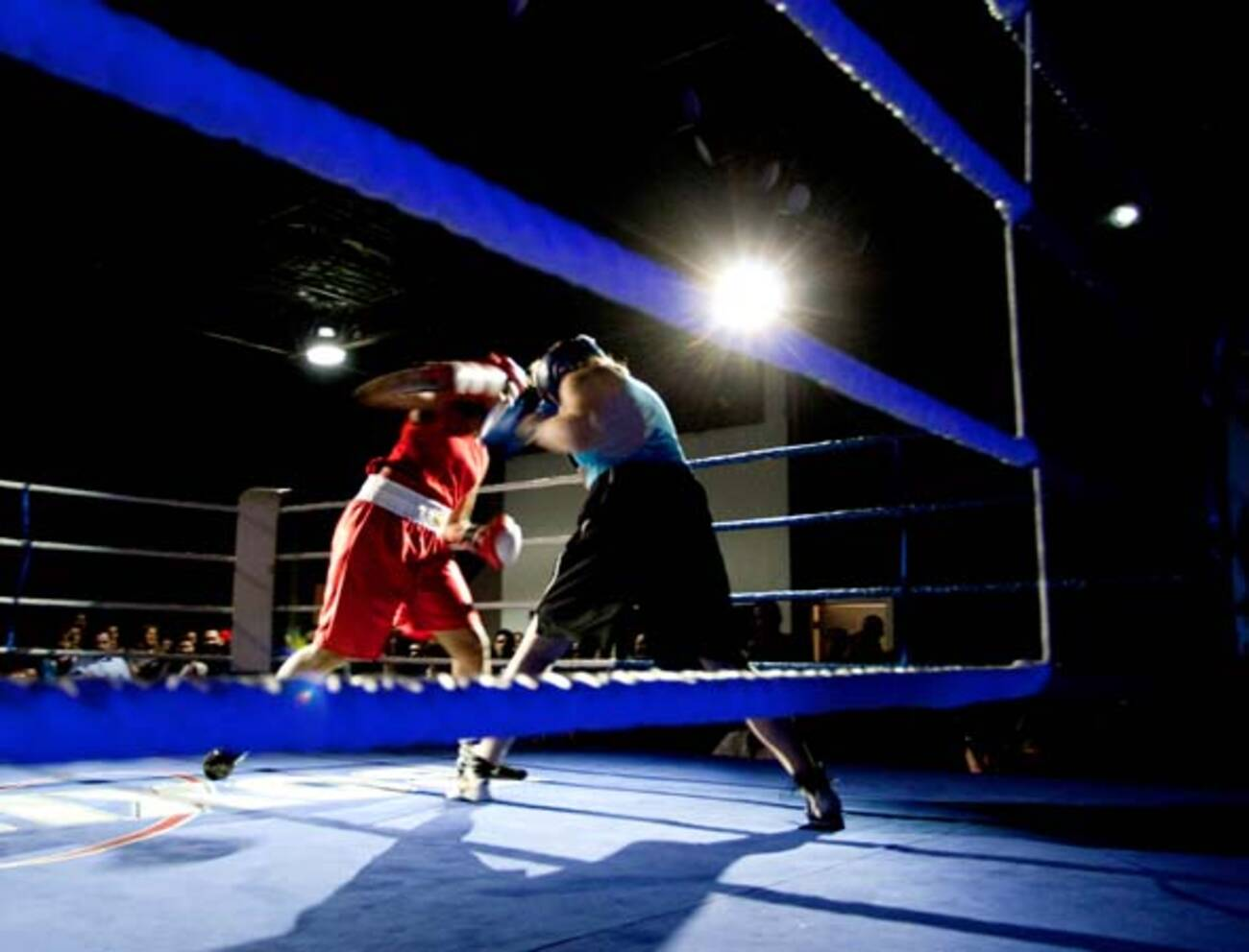 Girls Fight For A Cause At Toronto Boxing Event
