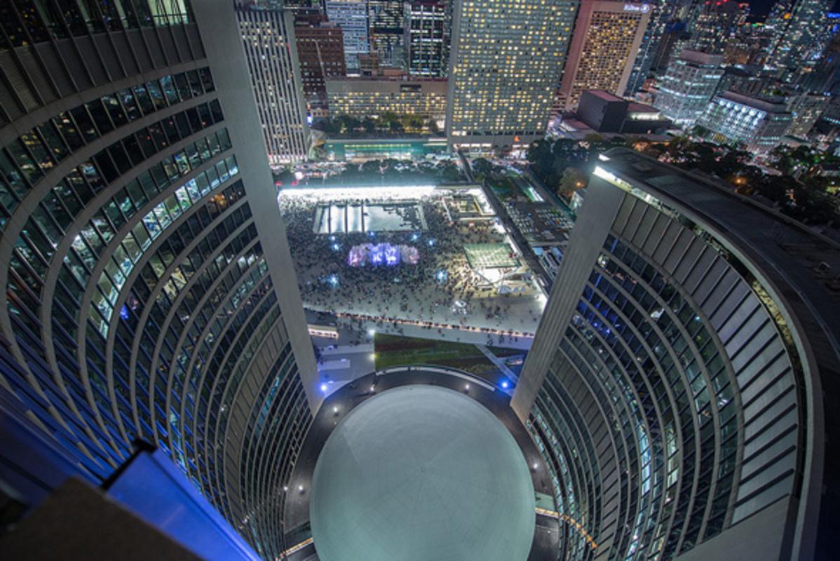 Ai Weiwei nuit blanche