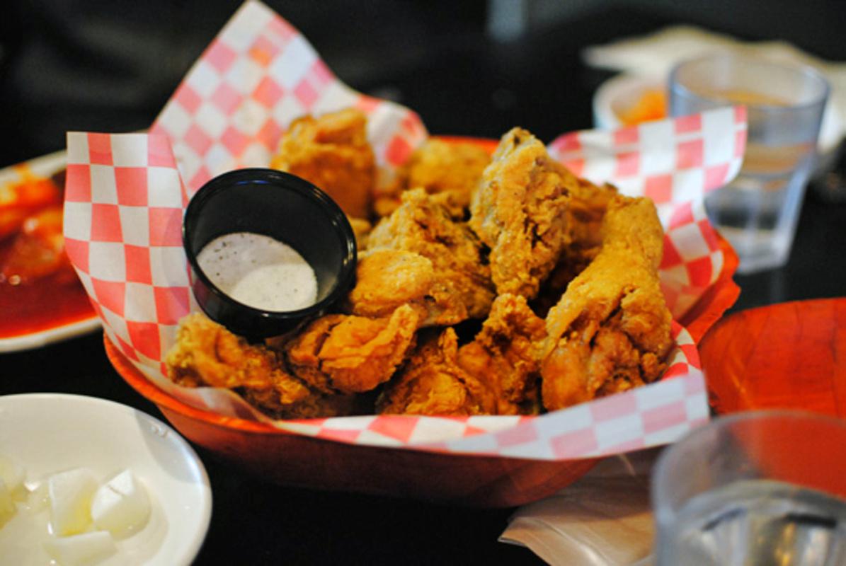 fried chicken in Toronto