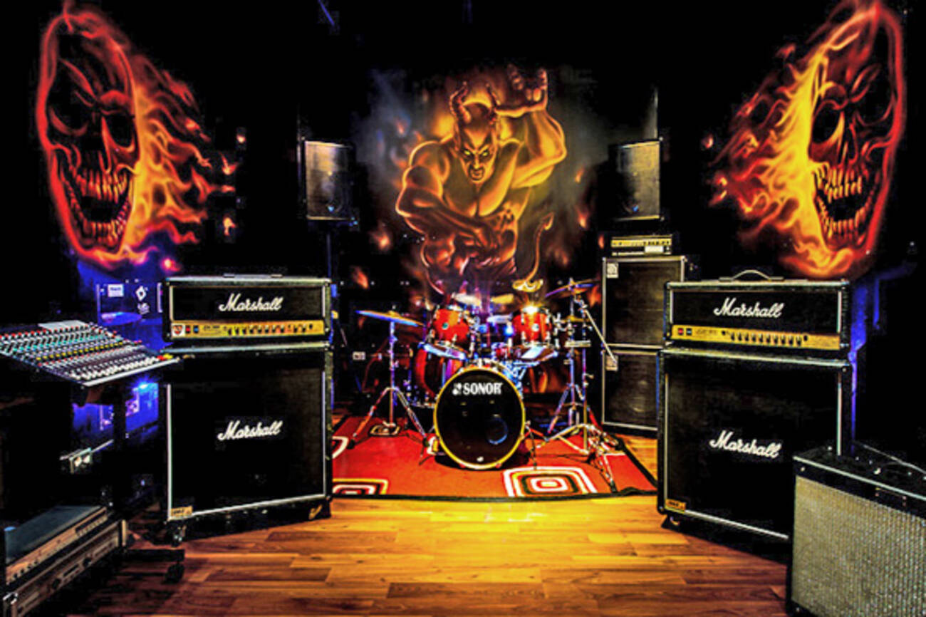 The Top 10 Rehearsal Studios For Music In Toronto