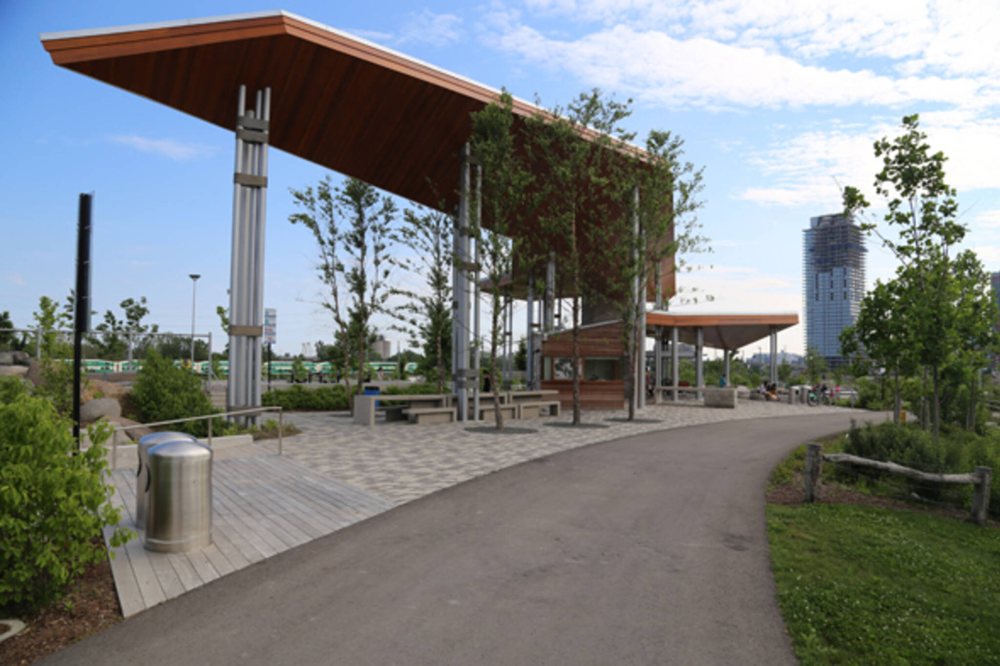 Corktown Common Sets The Standard For Toronto Parks