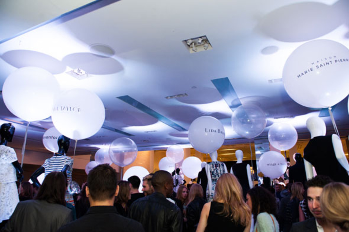 Toronto Fashion Week Parties