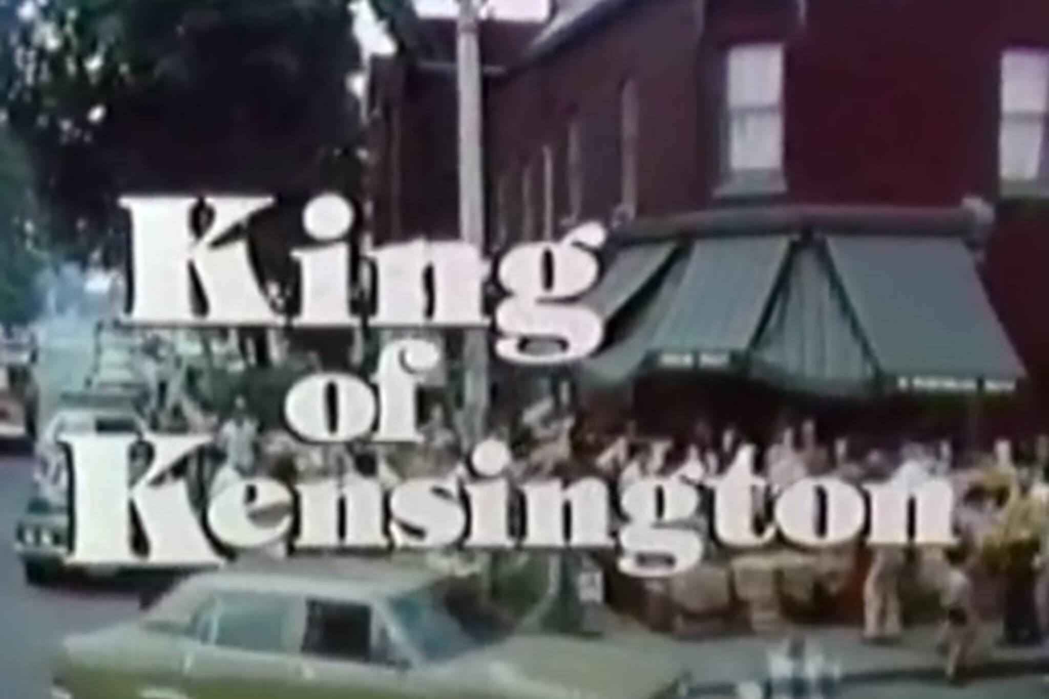 Vintage Toronto TV shows