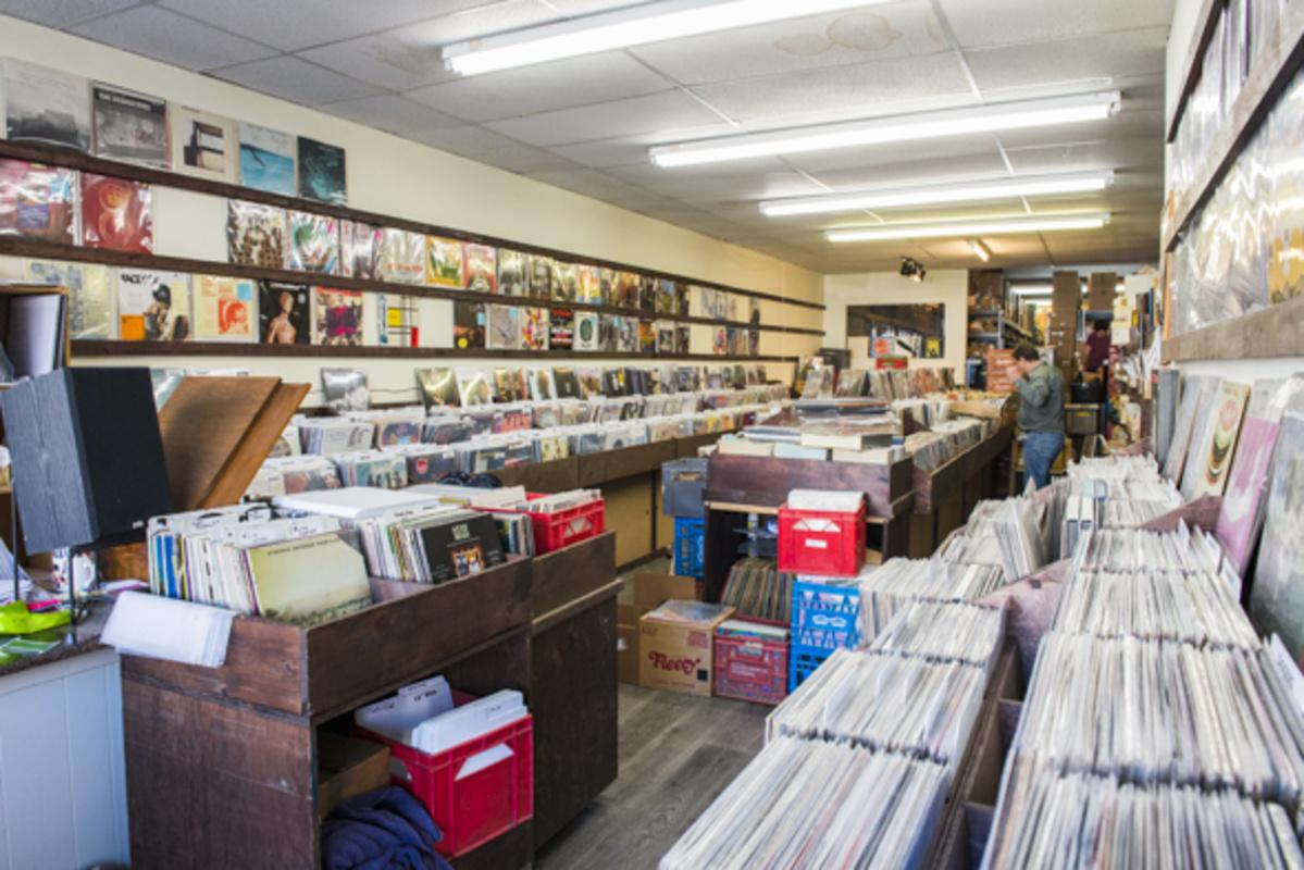 vinyl records toronto