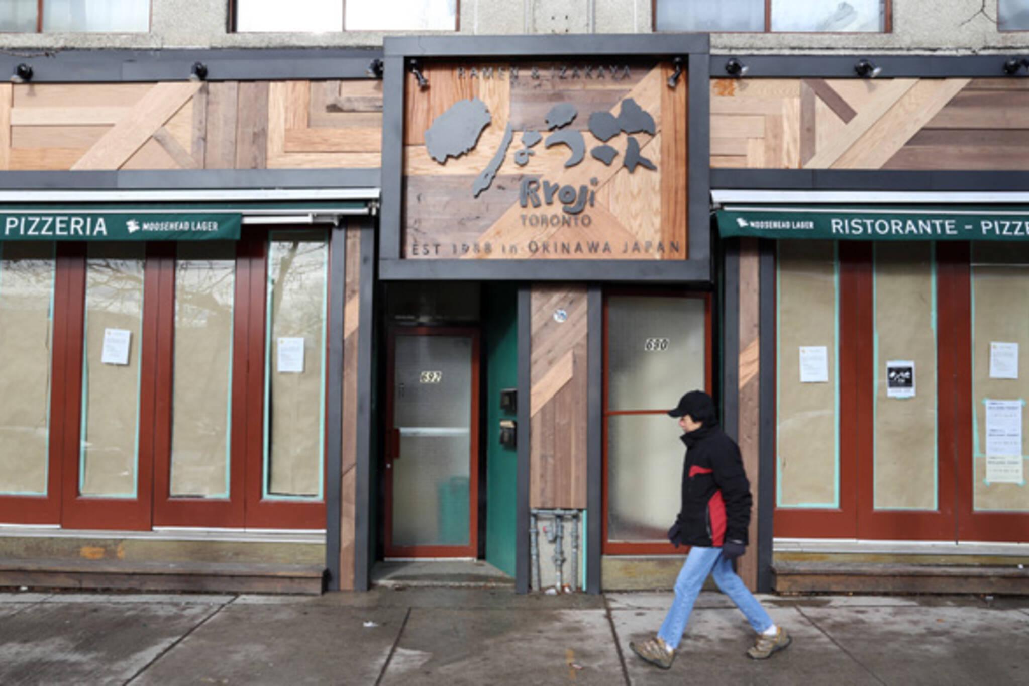 Toronto Restaurant Openings 2013