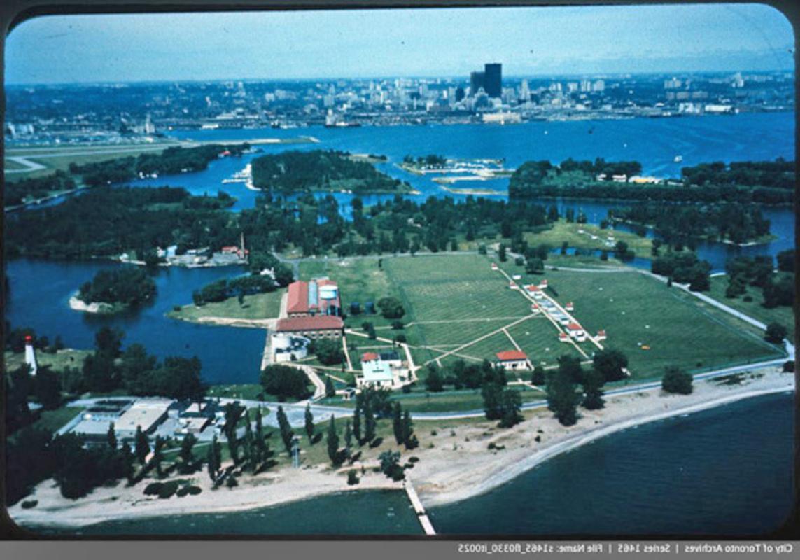 Toronto Island History