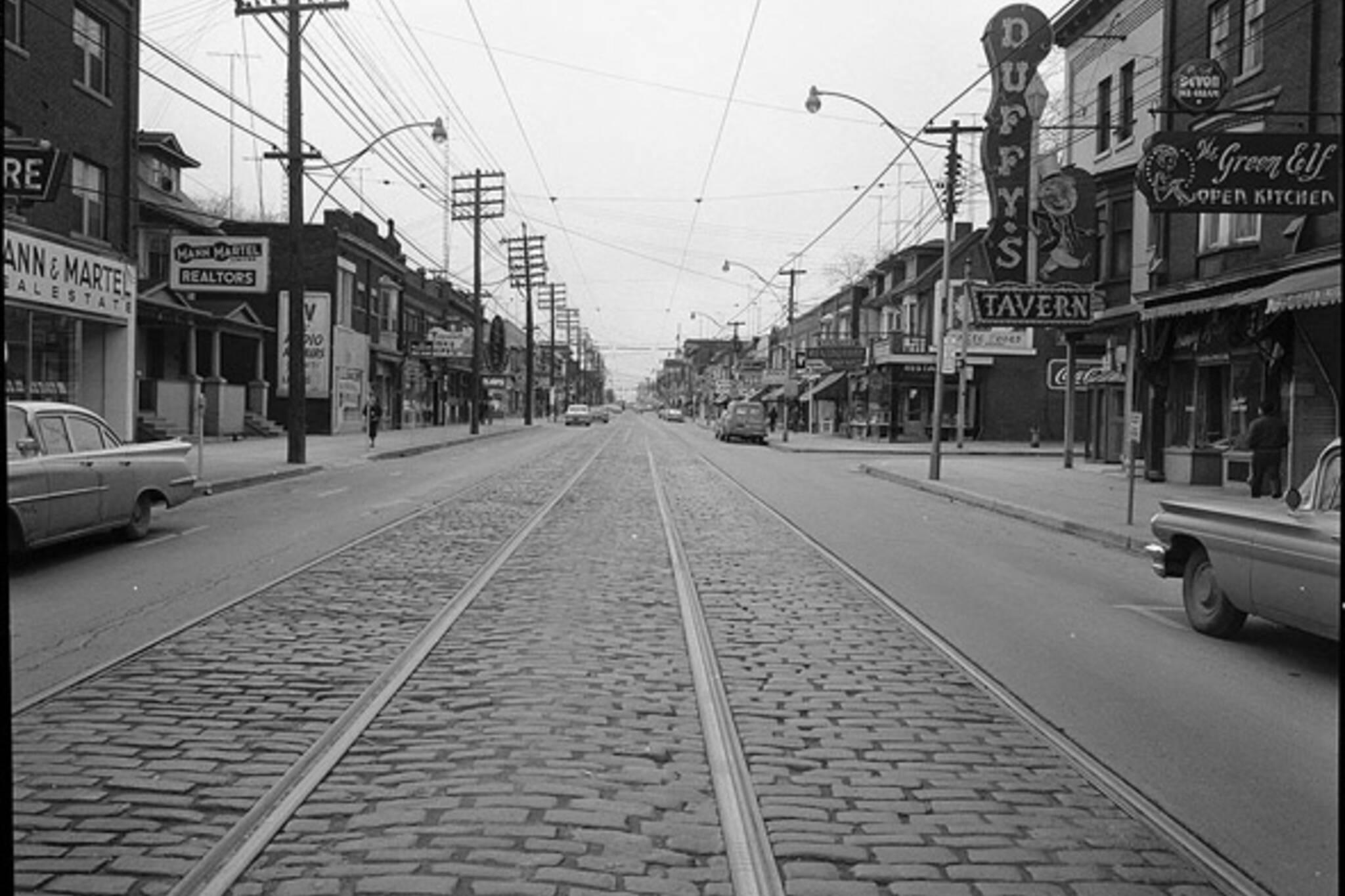 Bloor Street History Toronto