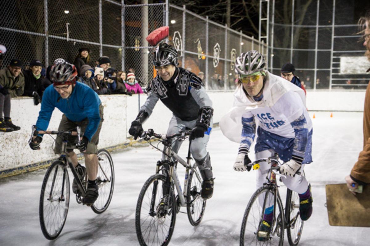 Icycle bike race toronto