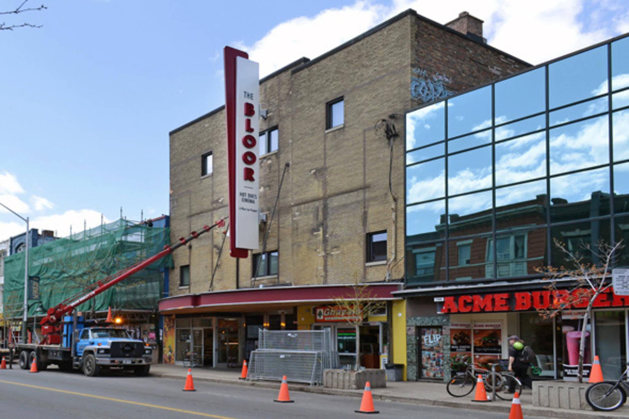 Bloor Hot Docs Cinema